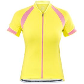 GORE BIKE WEAR Power 3.0 - Maillot manches courtes Femme - jaune